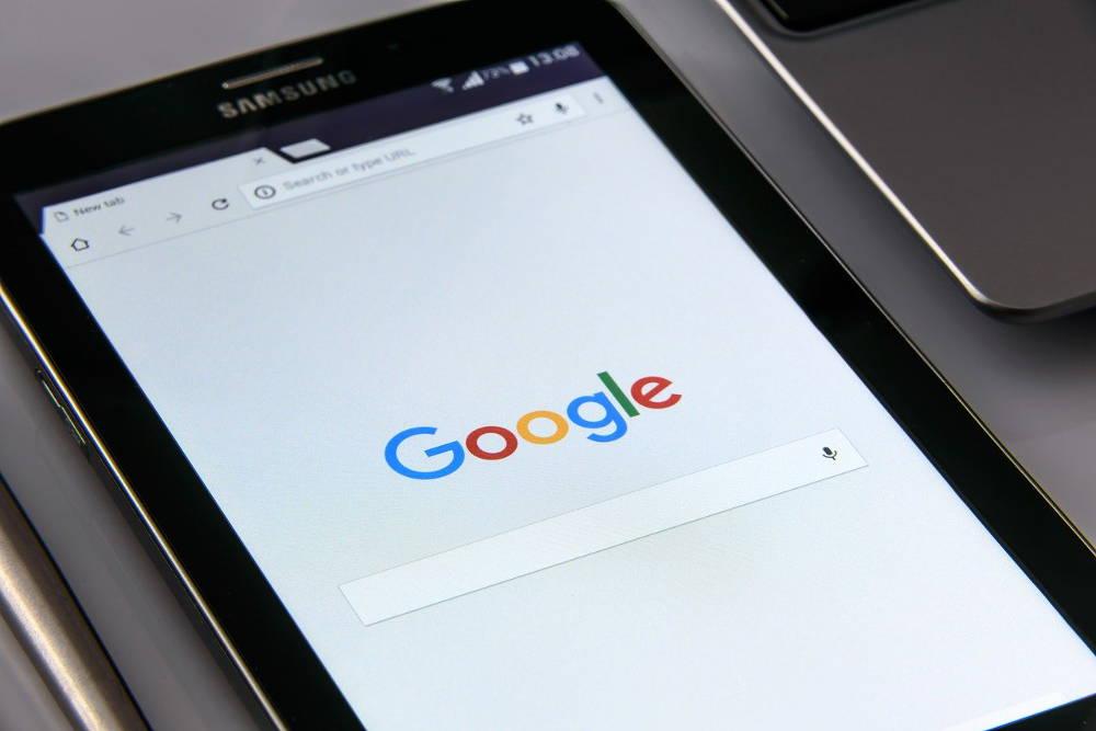 Jak być na pierwszej stronie Google?